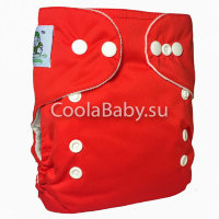 Красный (ALL IN ONE FLIS) CoolaBaby